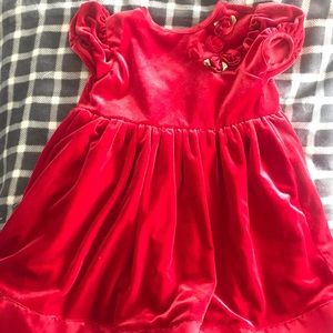 Other - 3t red dress